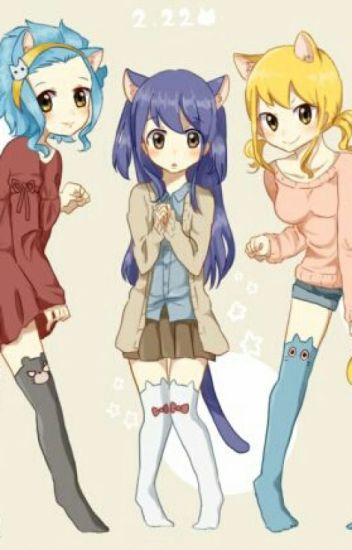 The New Nerds Of The School (Fairy Tail Fanfiction) (discontinued