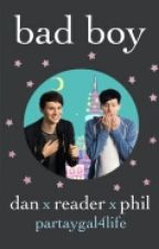 Dan X Reader X Phil #JustWriteIt(SLOW UPDATES!) by 2p_Gilbird