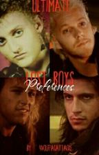 Ultimate Lost Boys Preferences by Steinerized
