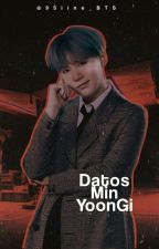 ✦ YoonGi DATOS ✦ by Jiminoly_Kookie