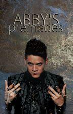 ABBY'S PREMADES by Abby8334
