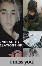 UNHEALTHY RELATIONSHIP. by MagdaDomagala