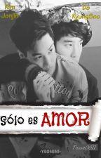 Sólo Es Amor [KaiSoo/Top!Soo] by Tessa0611