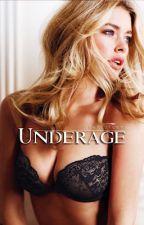 Underage; Shawn Mendes #FanficsANaranja by befourcamz
