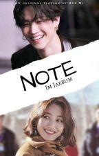 Note ⇒ Jaebum by Shin_Hee_Mi