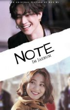 Note +Jaebum by Shin_Hee_Mi