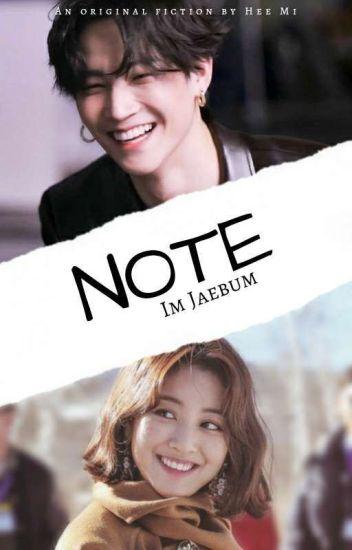 Note ⇒ Jaebum