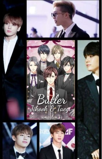 Butler (Bts JiKook/ TaeGi/ NamJin ff German)