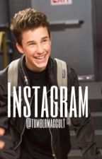 INSTAGRAM; Hunter Rowland  by tumblrmagcult