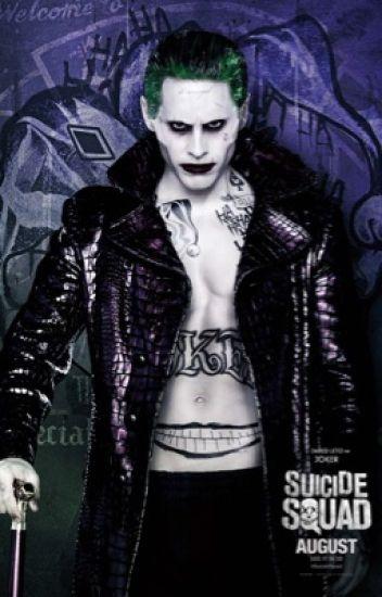 Suicide squad Joker x reader
