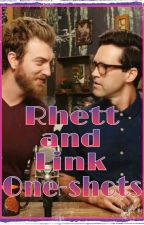 Rhett And Link One Shots (Angsty) by daintyneal