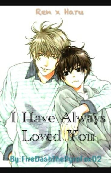 Ren X Haru Super Lovers