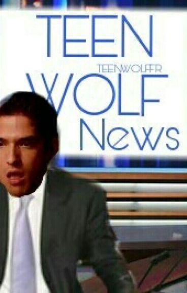 TEEN WOLF news