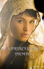 La princesa del Tiempo (percy ,nico di angelo,leo valdez y tú )#Wattys2016 by annabeth900