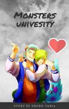 Monsters University(YAOI) by shoko-tan19