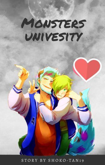 Monsters University(YAOI)