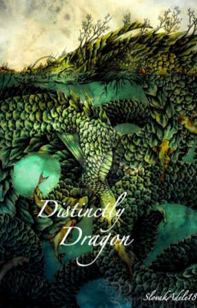 Distinctly Dragon by SlovakAdele18
