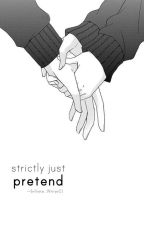 Strictly Just Pretend by jongindreams-