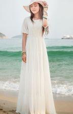 HANYA KERANA SEHELAI DRESS PUTIH by Addinaaaaa