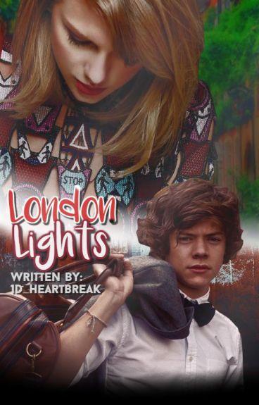 London Lights Harry Styles AU