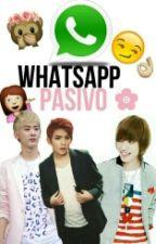 WhatsApp Pasivo ✿ by LahijadelChangrick