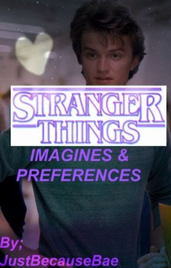 Stranger Things (Imagines & Preferences) DISCONTINUED