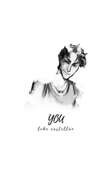 ☤ you ⌜luke castellan⌟