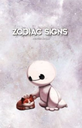 Zodiac Signs! [Book 2] by avengefandoms