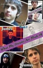"Jeamus ""What My Dreams Are Made Of"" Scmanex Book 2 by JustineyFusion"