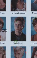 Conociendo a nuestros hijos y...un Malfoy amigo de un Potter?! by Lizzie_potter