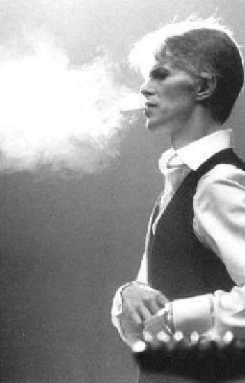 David Bowie SMUTTY Imagines