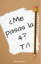 ¿Me Pasas La 4?《Jelena》Temporada #1 by Ale1358760
