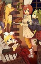 Gia đình và bạn của kem [tuyển fò é vơ] by _Hayate_Canlid_GG