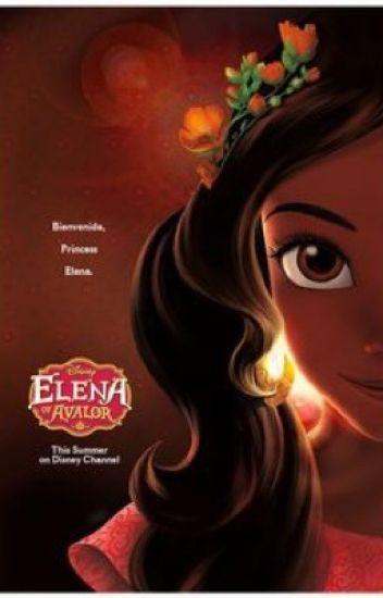 Elena of Avalor - Fluff