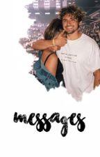 MESSAGES; JC CAYLEN by thisisnotjccaylen