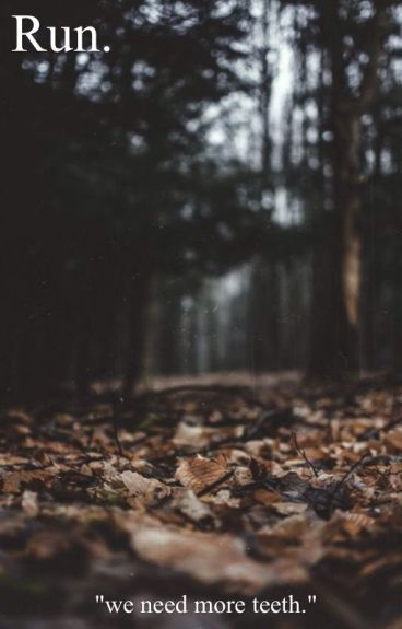 Run.  ~zach mitchell~