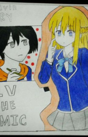 I Love You 2 (An Anime Fanfic And Random Fanfic) by AlvinFgi