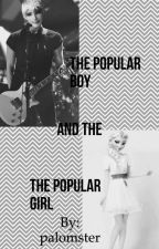 The popular boy and popular girl by luke_the_penguin_96