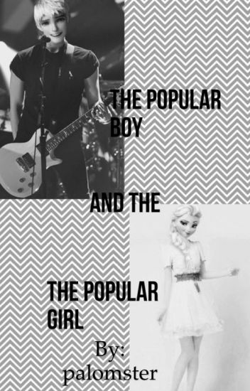 The popular boy and popular girl