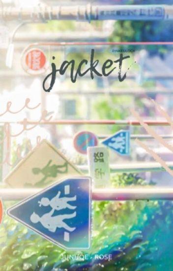 jacket | june rosé ✔