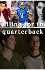 Falling for the quarterback. ( Sterek story) by belle113150