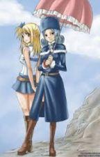 ( Fairy Tail) Lucy/Juvia- Sức mạnh thật sự by LinhKieu0