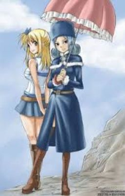 ( Fairy Tail) Lucy/Juvia- Sức mạnh thật sự