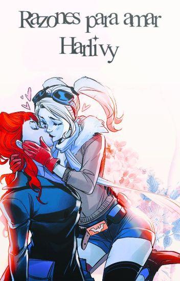 Razones para amar Harlivy ♡