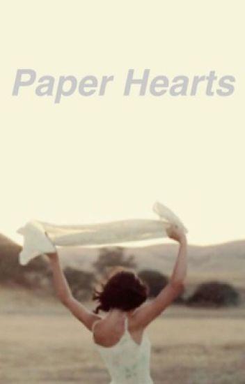 Paper Hearts [Brallon-ish]