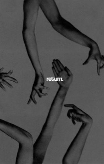 return. [STRANGER THINGS]
