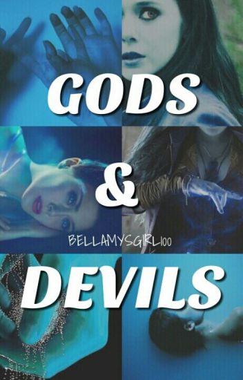 GODS & DEVILS ↣ ↣ SUICIDE SQUAD