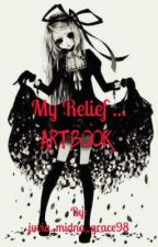 My relief artbook  by juvia_midna_grace98