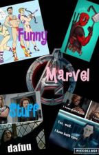 Funny Marvel Stuff by Marvel_RedRose