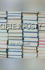 || Cięte Riposty ||  by olanusia